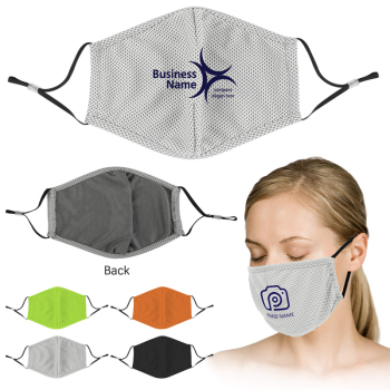 Reusable Cooling Mask