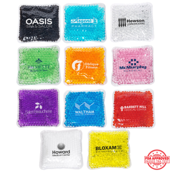 Gel Hot/Cold Pack - Square