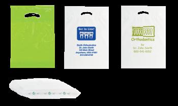 Biodegradable Plastic Supply Bag - 9 x 13