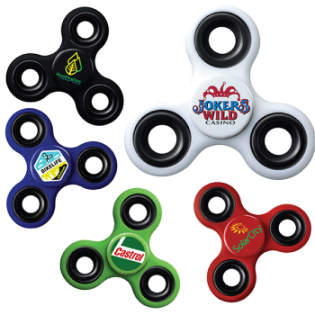 Soft Touch Spinner