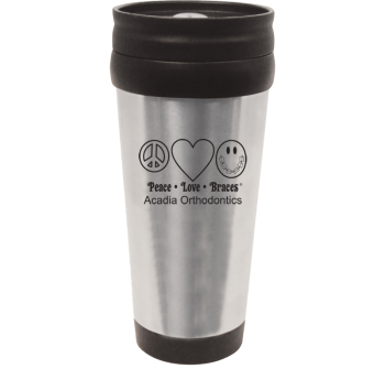 Classic Stainless Steel Tumbler