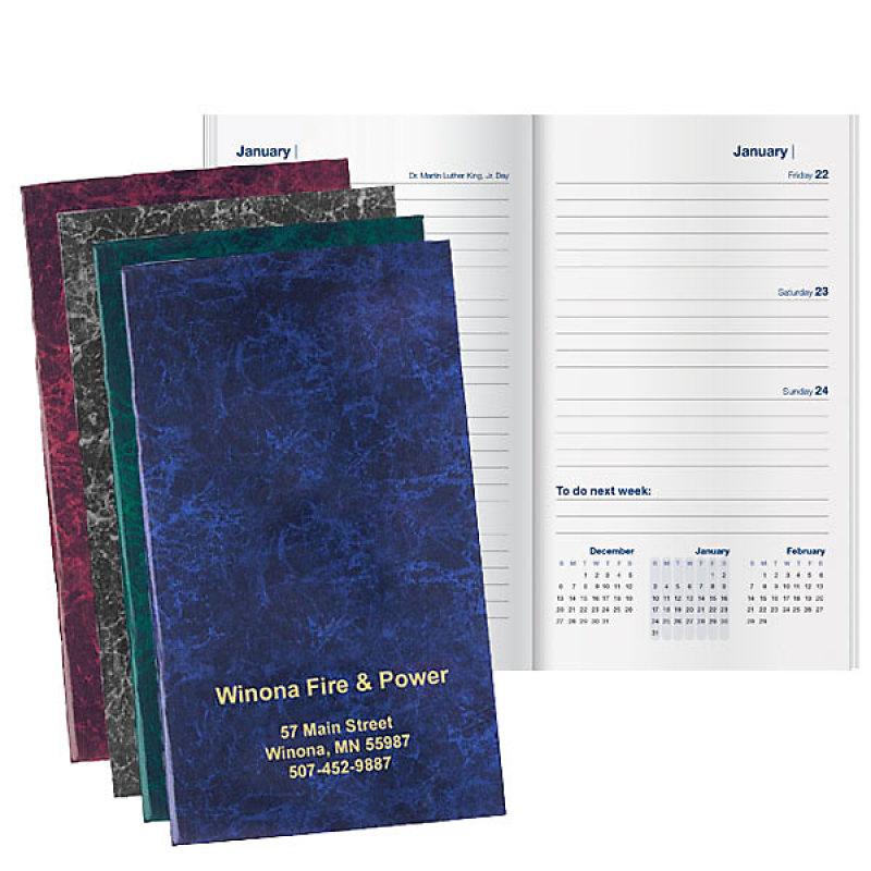 Marble Weekly Pocket Planner