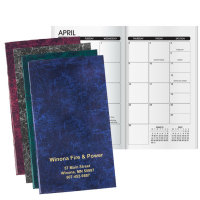 Marble Monthly Pocket Planner