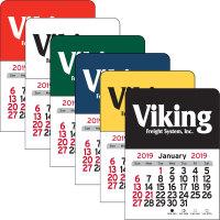 Adhesive Vinyl Calendar
