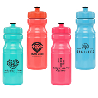 24oz Bright Sports Bottle