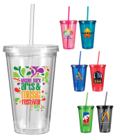 Varsity Tumbler with Full Color Imprint