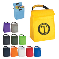 Fold-Over Lunch Bag