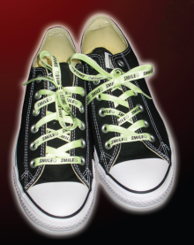 Glow in the Dark Shoelaces