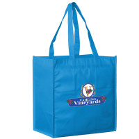 Regular Reuseable Full Color Tote Bag - 13 x 5 x 13
