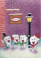 Molar Holiday Postcard