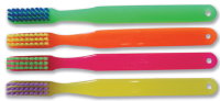 Neon Toothbrush - Child Size