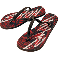 Sublimated Adult Extra Large Flip Flops