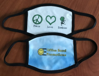 Sublimated Mask