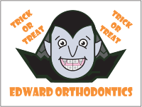 Dracula Halloween Temporary Tattoos