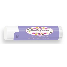 All Natural Lip Balm Smile Power Design