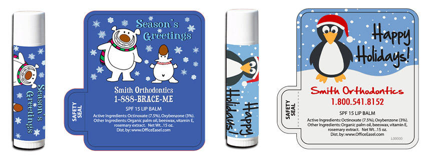 Holiday Lip Balm