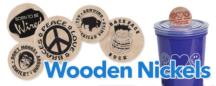 Wooden Nickels and Banks
