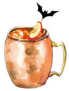 Boozy Apple Cider
