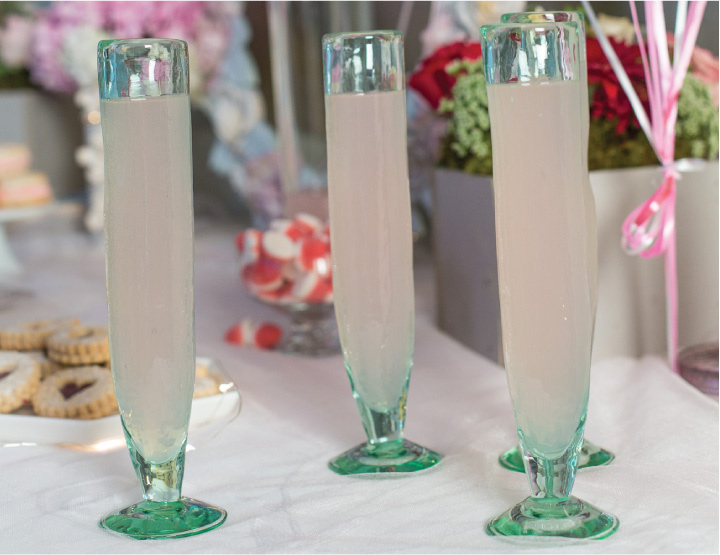 Delancy Champagne Flutes