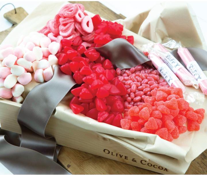 Hearts, Gummies & Love