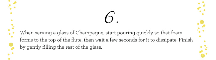 How to pick the perfect new years eve champagne