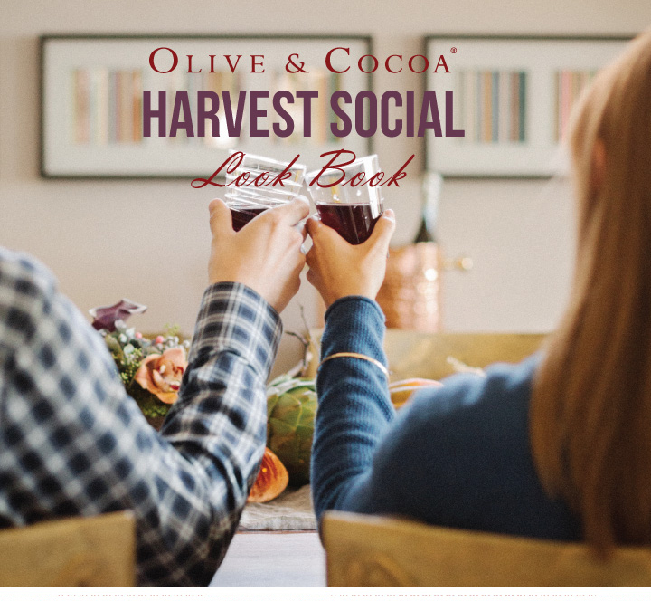Harvest Social Look Book | Olive & Cocoa