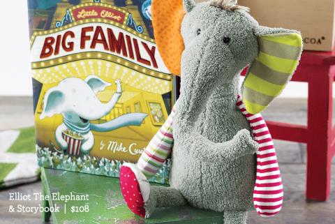 Elliot The Elephant & Storybook