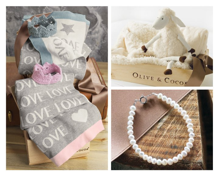 The Best Keepsake Gifts for a New Baby | Olive & Cocoa