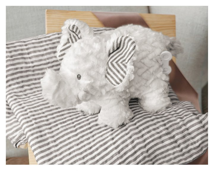 Musical Elephant & Swaddle