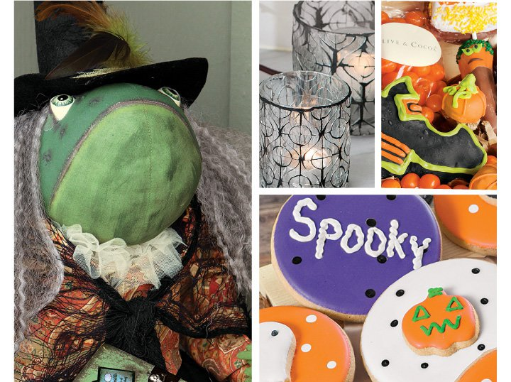 Tricks and Treats at Home  | Olive & Cocoa
