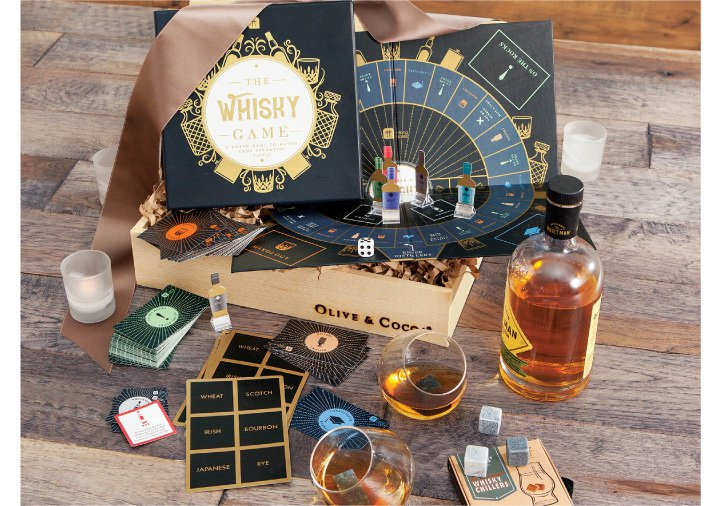 The Speakeasy Game Night Set