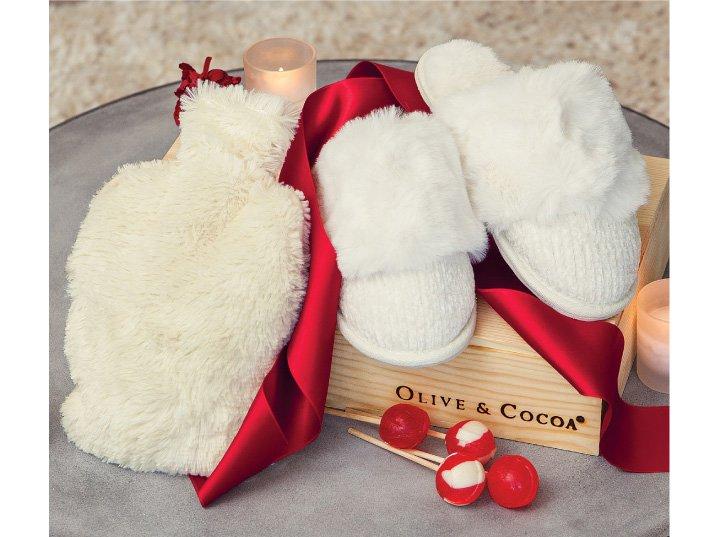 Warm Comforts Crate