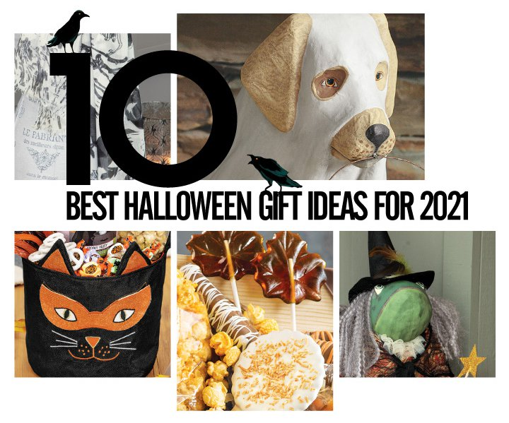 10 Best Halloween Gift Ideas for 2021   Blog   Olive & Cocoa