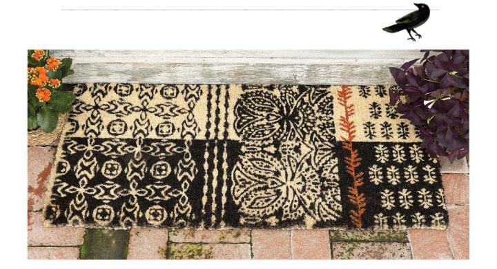 2   Harvest Tapestry Estate Mat