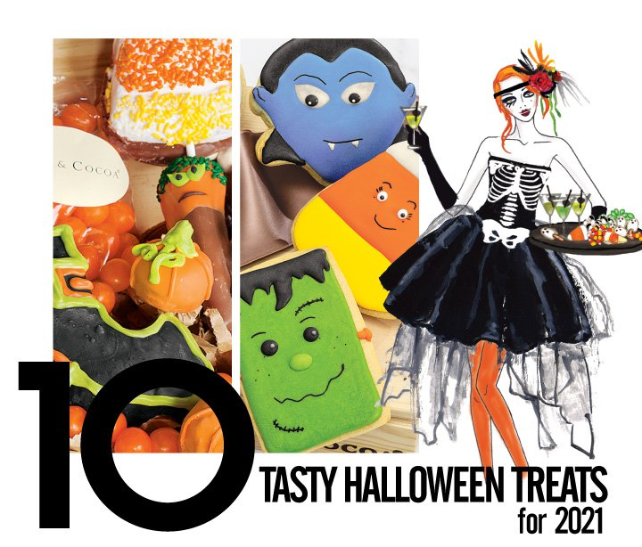 10 Tasty Halloween Treats for 2021
