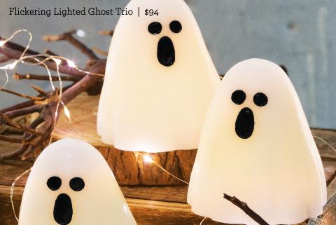 Flickering Lighted Ghost Trip