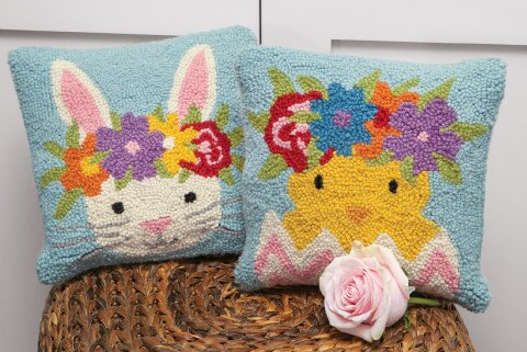 Hello Easter Pillow Set