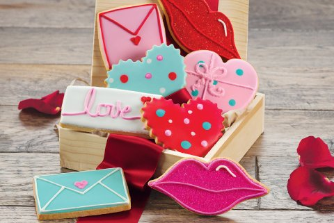 Sending My Love Cookies