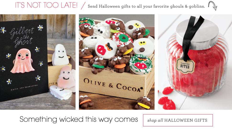 Halloween Treats Gifts