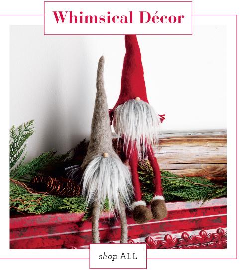 Whimiscal Decor