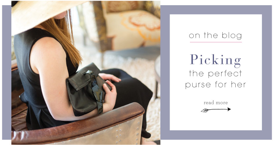 Mama's Got a Brand New Bag: Picking the Perfect Purse for Her