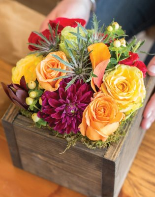 Floral Gift's