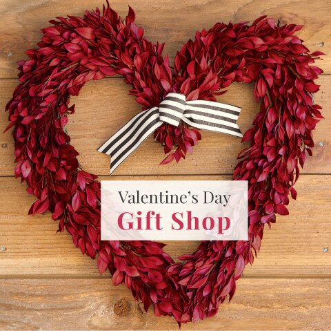 Valentine's Day Gift Shop