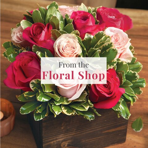 From the Floral Shop