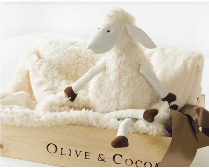 Lulu Lamb & Blankie