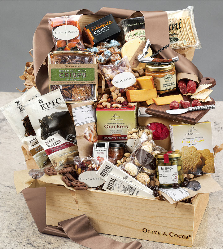 Olive & Cocoa Signature Gourmet Collection