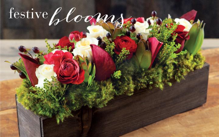 Seasonal Floral Gifts