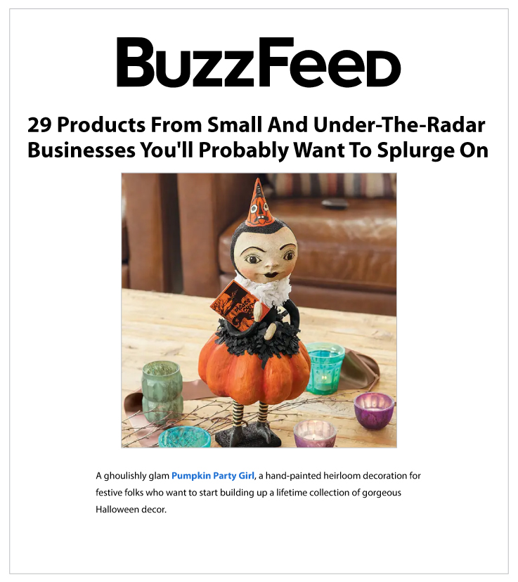 As Seen In Buzzfeed 09.23.2020