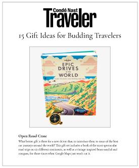 CN Traveler online