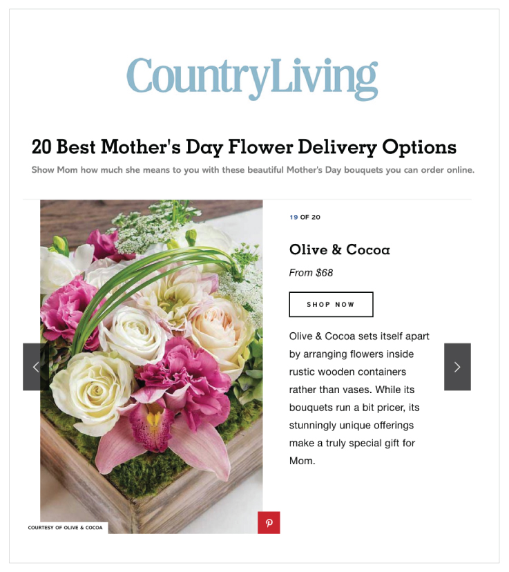 As Seen In Country Living 20180503